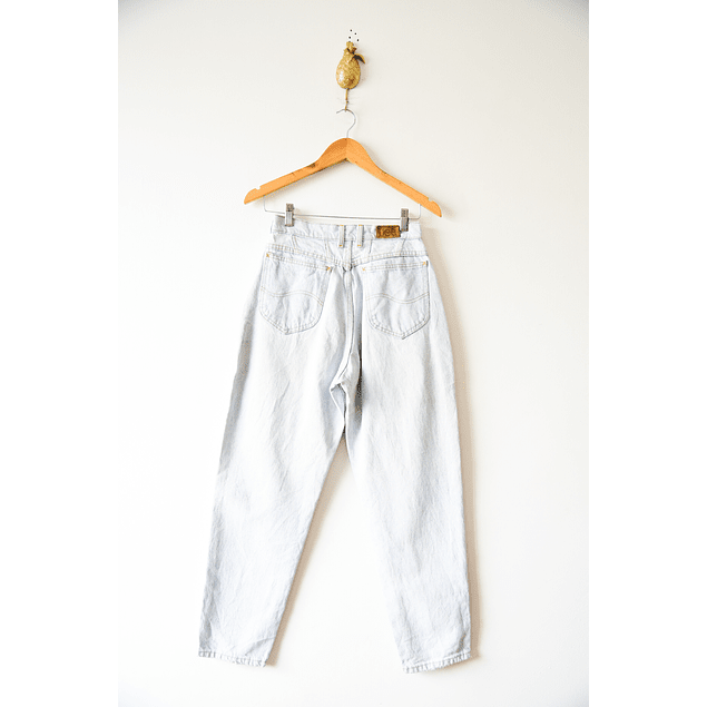 Mom jeans Lee claros