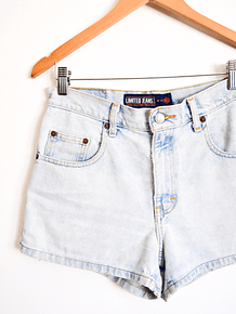 Short denim limited jeans