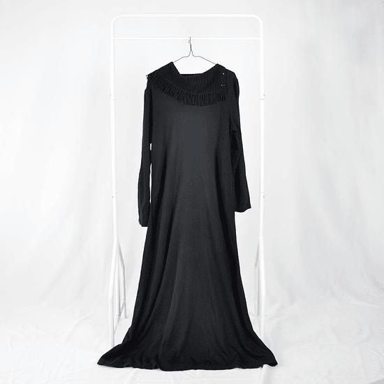 Ultra Long Winter Dress