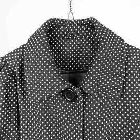 Abrigo Polka Dots