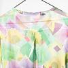 Blusón Geometric Colors
