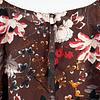Blusa Shoulders Off Flores