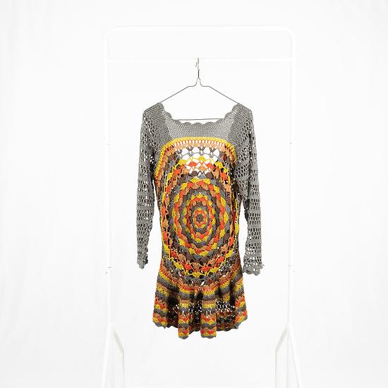 Sweater 60s Mandala