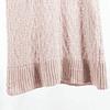 Sweater Calado Rosa