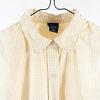 Blusa Yellow Grid