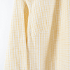 Blusa Yellow Grid