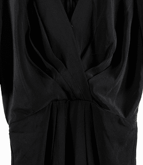 Vestido Black Widow