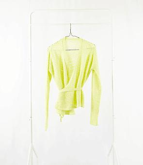 Sweater Calado Lima