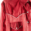 Camisa 70s Cowboy