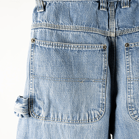 Worker Denim Pants