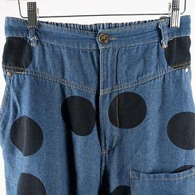 Mom pants Dots