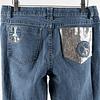 Jeans Shiny Peace