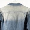 Denim Ripped Jacket