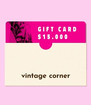Gift Card Digital $15.000
