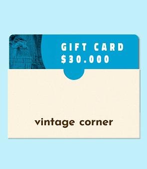 Gift Card Digital $30.000