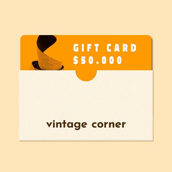 Gift Card Digital $50.000
