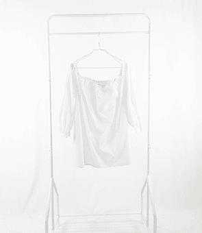 Blusa Trendy White