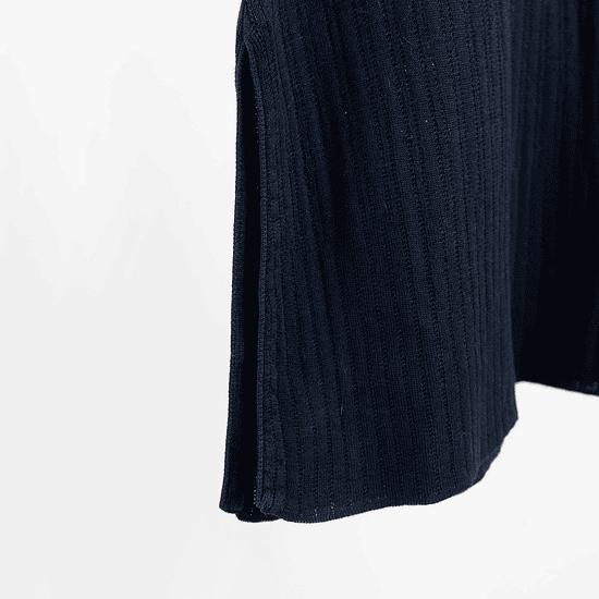 Polera Geometric Blue