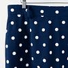 Falda Navy Maxi Dots