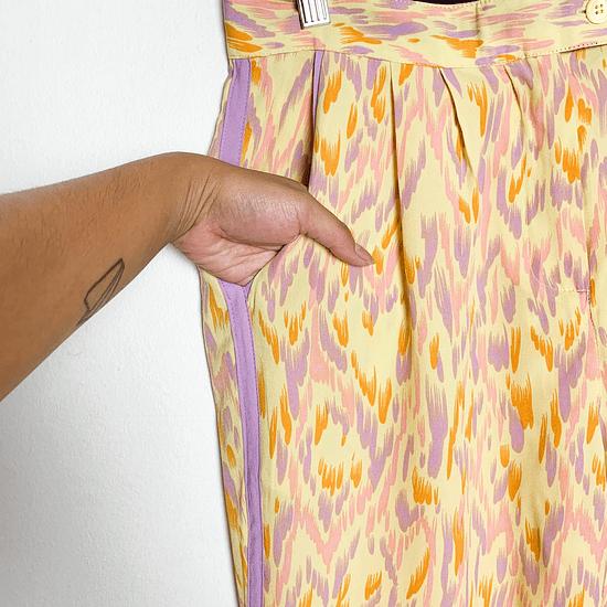 Pantalón Long Shot Pastel