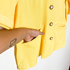 Little Vintage Jacket: Canary Yellow