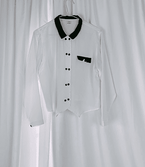 Blusa Double Buttons
