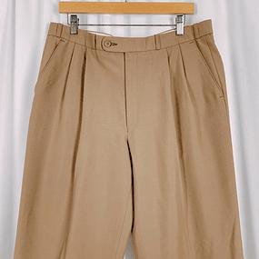 Caqui High Pants