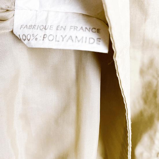 Trench Coat Francés