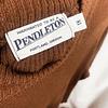 Turtleneck Chocolate Pendleton