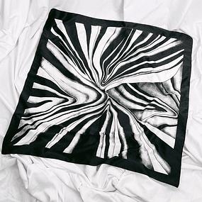 Oleo Blanco y negro