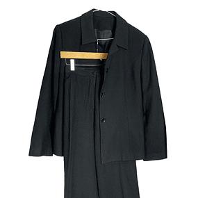 Black Wool Match