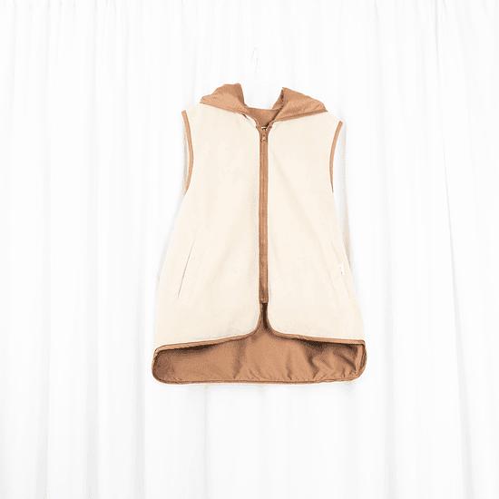 Vest Coat Caramel