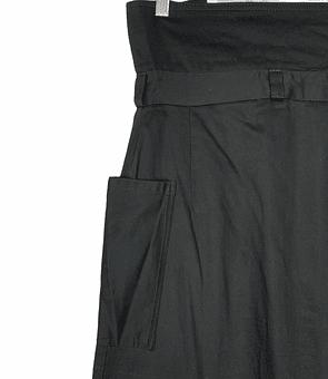 Black killer Skirt