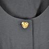 Mini vestido/Chaqueta Heart