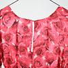 Vestido Rosas Carola Jorquera