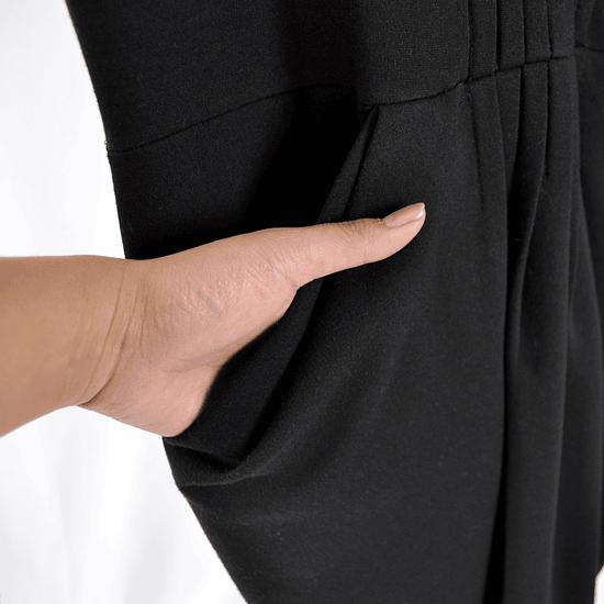 Vestido Tulipán Black