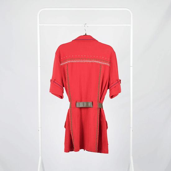 Mini Vestido/Native American
