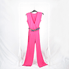 Jumpsuit in Pink