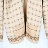 Sweater Camel Leather