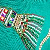 Sweater Turquesa Goldie