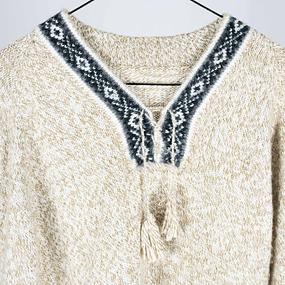 Sweater 70s Woodstock