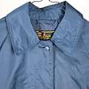 Raincoat Azul Marino