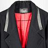 Blazer/Abrigo 70s black