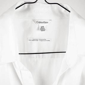 Blusa White Calvin Klein