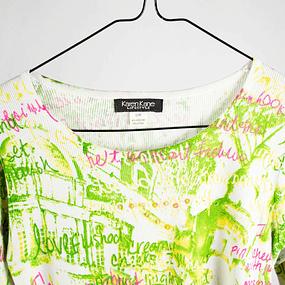 Polera/Sweater Light Green