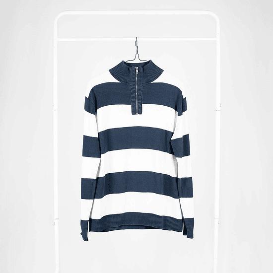 Sweater Navy Lines