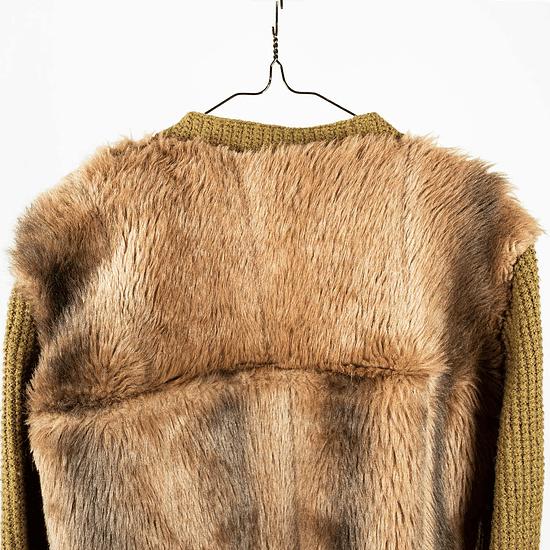 Chaleco 70s Furry