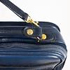 Square Bag Blue