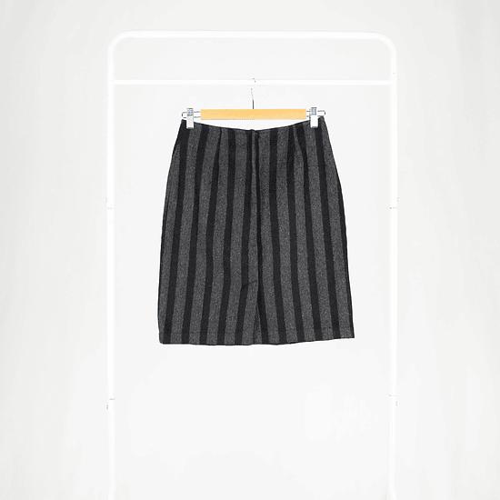 Falda Wool Lines