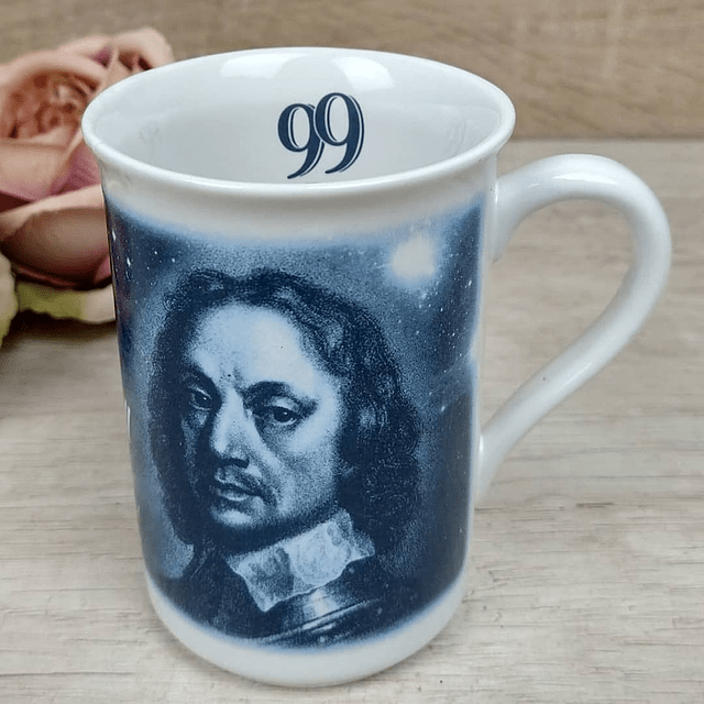 Mug Oliver Cromwell, 1999.